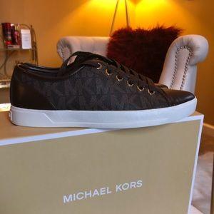 Michael Kors women's city MK sneakers